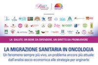 Venerdì 29 gennaio, ore 11.30: presentazione dell'indagine sulla migrazione sanitaria in oncologia